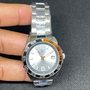 Time America Professional Chrome Watch 36mm